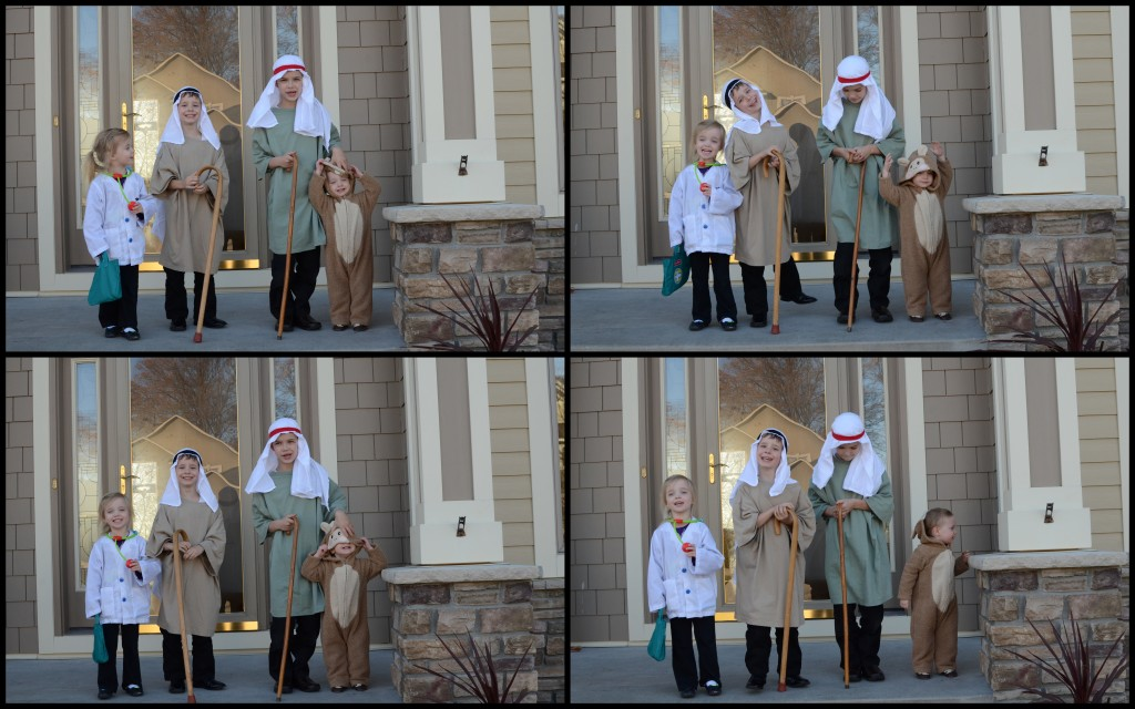 2014 - 10 October 31 - All Saint's Party costumes