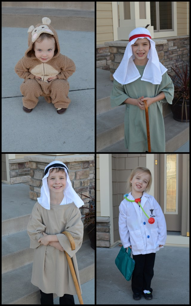 2014 - 10 October 31 - All Saint's Party costumes1