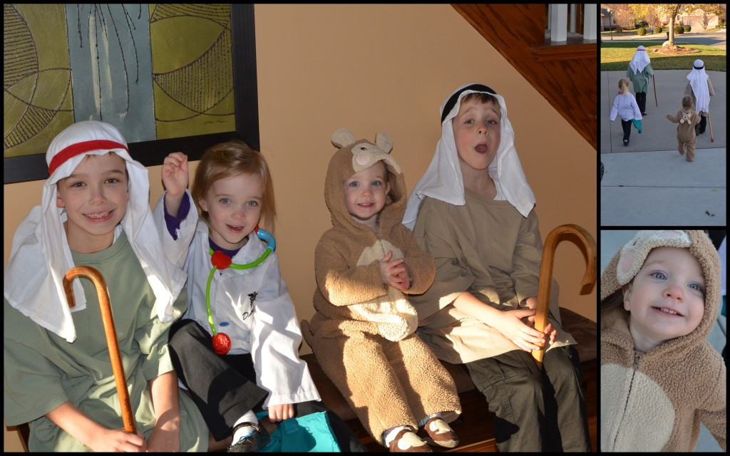 2014 - 10 October 31 - All Saint's Party costumes2